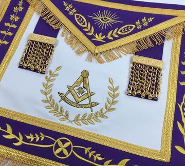 Masonic Past Master Hat
